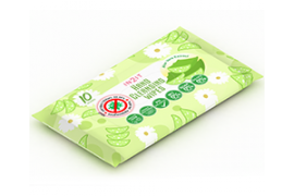 IN2IT Hand Cleansing Wipes