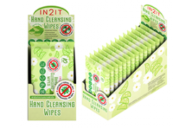 Hand Cleansing Wipes- Box set
