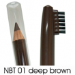 natural brow waterproof eyebrow liners NBT01