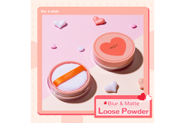 Blur&Matte Loose Powder