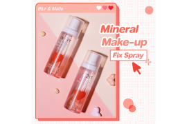 Blur &Matte Mineral Make-up Fix Spray