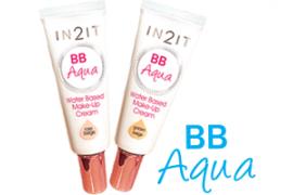BB Aqua Water Based Make-Up Cream SPF 40 PA +++