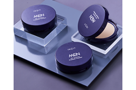 IN2IT Men Oil Control Pressed Powder